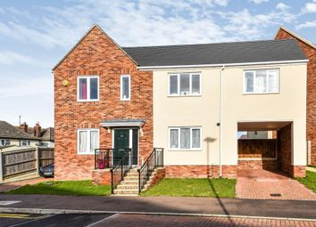 Thumbnail 4 bed detached house for sale in Sandpiper Way, King's Lynn