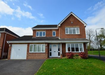 Thumbnail 4 bed detached house for sale in Swan Hill, Mickleover, Derby