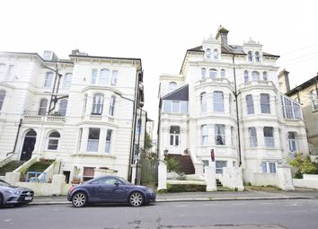 Thumbnail 1 bedroom flat to rent in Cornwallis Gardens, Hastings, East Sussex