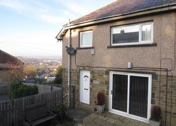 Thumbnail 3 bed semi-detached house for sale in Prospect Mount, Shipley
