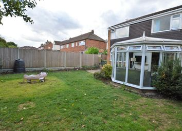 Thumbnail 3 bed detached house for sale in Elizabeth Road, Fleckney, Leicester