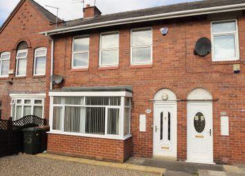 Thumbnail 3 bedroom terraced house for sale in Moorland Crescent, Newcastle Upon Tyne