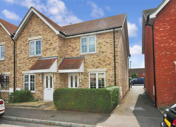 Thumbnail 2 bed end terrace house for sale in Barnes Way, Herne Bay, Kent