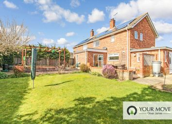 Thumbnail 3 bed semi-detached house for sale in Cromwell Avenue, Beccles
