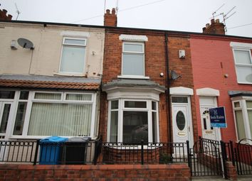 Thumbnail 2 bedroom terraced house to rent in Belmont Street, Hull