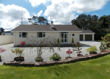 Thumbnail 3 bed detached bungalow for sale in Crofthandy, St. Day, Redruth