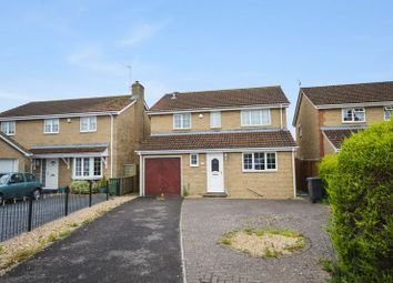 Thumbnail 4 bed detached house to rent in Old Market, Martock