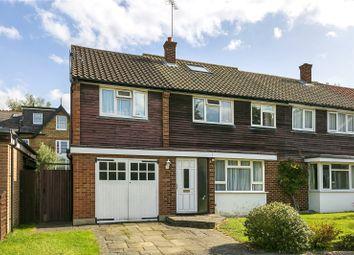 Vivienne Close, East Twickenham TW1. 4 bed semi-detached house