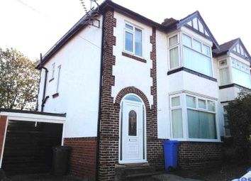 Thumbnail 3 bed semi-detached house to rent in Westwick Road, Greenhill, Sheffield
