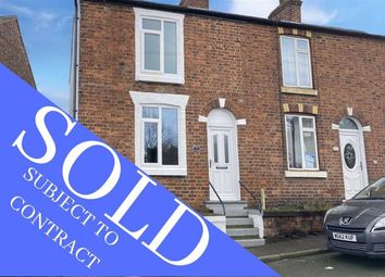 Thumbnail 2 bed end terrace house for sale in Cable Street, Connahs Quay, Flintshire