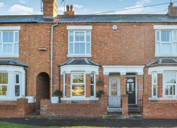 Thumbnail 3 bed terraced house for sale in South Street, Castlethorpe, Milton Keynes