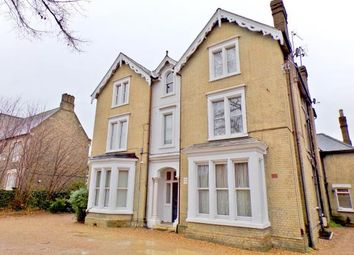 Thumbnail 1 bed flat for sale in Ashburnham Road, Bedford, Bedfordshire