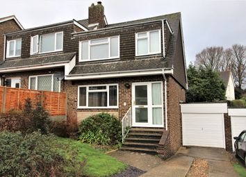 3 bed semi-detached house to rent in Ravenscroft Close, Bursledon, Southampton SO31