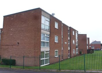 Thumbnail 2 bed flat for sale in Livingstone Road, Bloxwich, Walsall