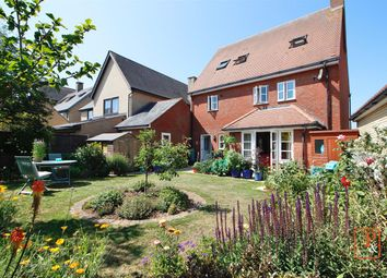 Thumbnail 5 bed detached house for sale in Tayberry Place, Ipswich