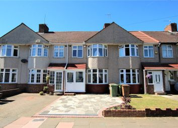 Thumbnail 3 bed terraced house for sale in Sherwood Park Avenue, Sidcup, Kent