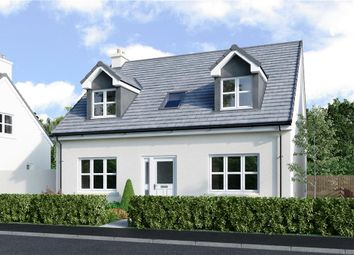 "Thumbnail 4 bed detached house for sale in ""Darroch"" at Borthwick Castle Road, North Middleton, Gorebridge"