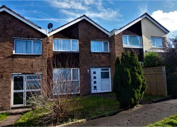 Thumbnail 3 bed terraced house for sale in Roselands Drive, Paignton