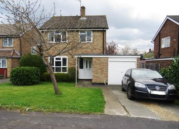 Thumbnail 3 bed property to rent in Woodfield Close, Redhill