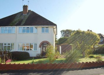 Thumbnail 3 bed semi-detached house for sale in Brooklands Road, Albrighton, Wolverhampton