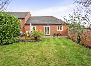 Thumbnail 3 bed town house for sale in Burton Road, Midway, Swadlincote