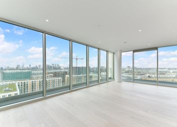 3 bed flat for sale in Liner House, Royal Wharf, London E16