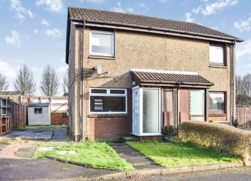 Thumbnail 2 bed semi-detached house for sale in Sibbald Place, Livingston