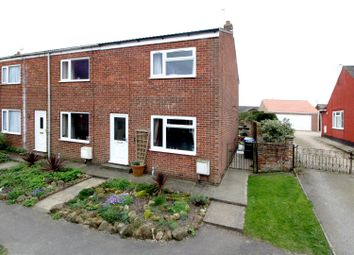 Thumbnail 3 bed end terrace house for sale in Main Street, Cranswick, Driffield