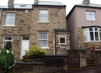 Thumbnail 1 bed end terrace house to rent in Harriet Street, Brighouse, West Yorkshire