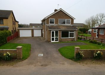 Thumbnail 3 bed detached house for sale in Seas End Road, Surfleet, Spalding