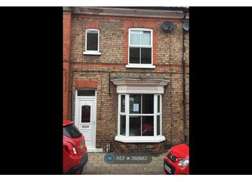 Thumbnail 3 bed terraced house to rent in King Street, Driffield