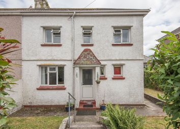 Thumbnail 3 bed end terrace house for sale in The Beacon, Falmouth