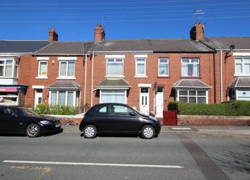 Thumbnail 3 bed terraced house to rent in Princess Road, Seaham