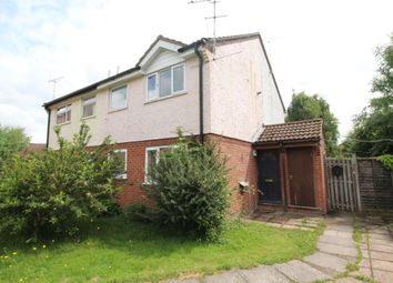 Thumbnail 1 bed property to rent in Meredith Gardens, Totton, Southampton