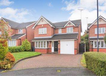 Thumbnail 4 bed detached house for sale in Scarth Park, Skelmersdale