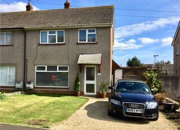 Thumbnail 3 bed semi-detached house to rent in St Tewdrics Place, Mathern, Chepstow, Monmouthshire