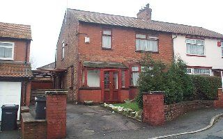 Thumbnail 3 bedroom semi-detached house to rent in Welford Road, Higher Crumpsall