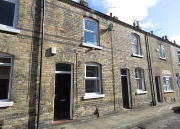 2 bed terraced house to rent in Lockwood Street, York YO31