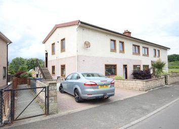 Thumbnail 3 bed flat for sale in 133 Fod Street, Halbeath, Dunfermline, Fife