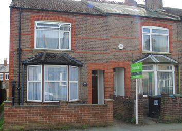 Thumbnail 2 bedroom end terrace house to rent in Parker Street, Watford