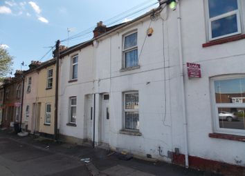 Thumbnail 3 bed terraced house for sale in Caste Road, Chatham