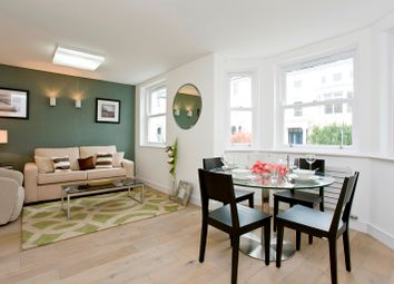 Thumbnail 2 bed flat to rent in Lancaster Grove, Hampstead