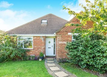 Thumbnail 4 bedroom detached bungalow for sale in Hamble Lane, Bursledon, Southampton