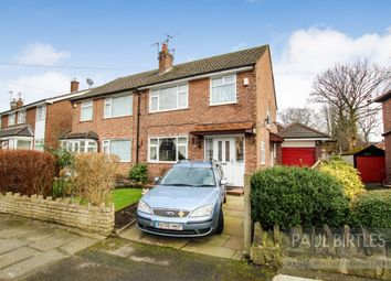 Thumbnail 3 bed semi-detached house for sale in Haslemere Road, Flixton