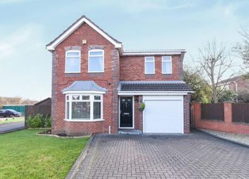 Thumbnail 4 bed detached house for sale in Bearcroft Avenue, Great Meadow, Worcester, Worcestershire
