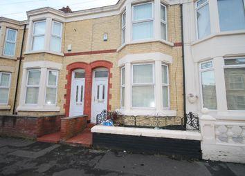 Thumbnail 2 bedroom terraced house to rent in Edinburgh Road, Kensington, Liverpool