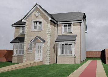 Thumbnail 4 bed detached house for sale in Herbison Crescent, Shotts