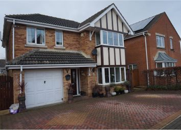 Thumbnail 4 bed detached house for sale in Hazelwood, Monk Bretton Barnsley