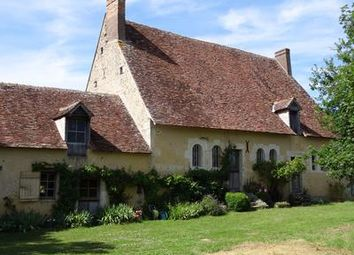 Thumbnail 4 bed country house for sale in La-Ferte-Bernard, Sarthe, France