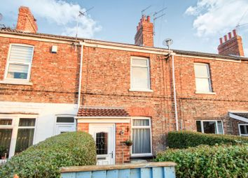 Thumbnail 2 bed terraced house for sale in New Church Terrace, Selby
